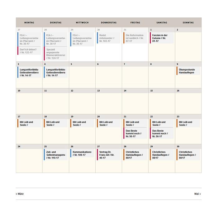 Hohenwart Forum Veranstaltungen / Seminare