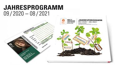 Hohenwart Forum - Jahresprogramm