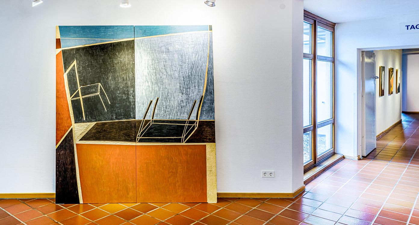Hohenwart Forum Kunstausstellung Martina Geist