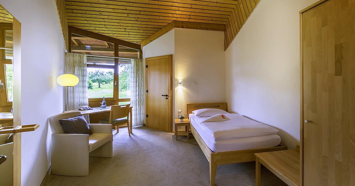 Hohenwart Forum, Hotel - Allergikerzimmer