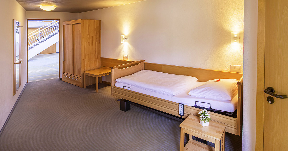 Hohenwart Forum, Hotel - barrierefrei