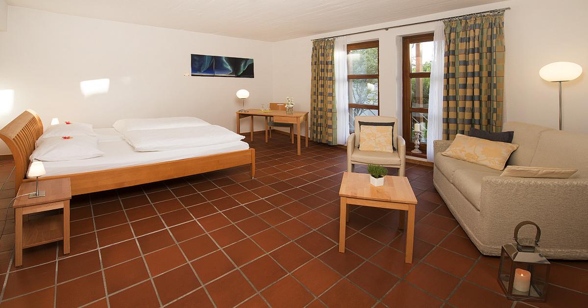 Hohenwart Forum, Hotel - Familienzimmer