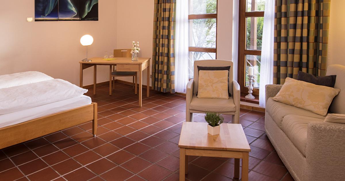 Hohenwart Forum, Tagungshotel - Familienzimmer