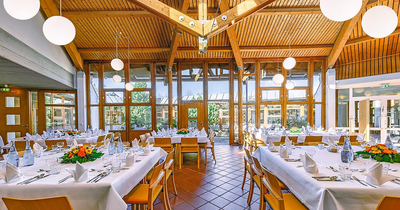 Hohenwart Forum - Bankette - Restaurant
