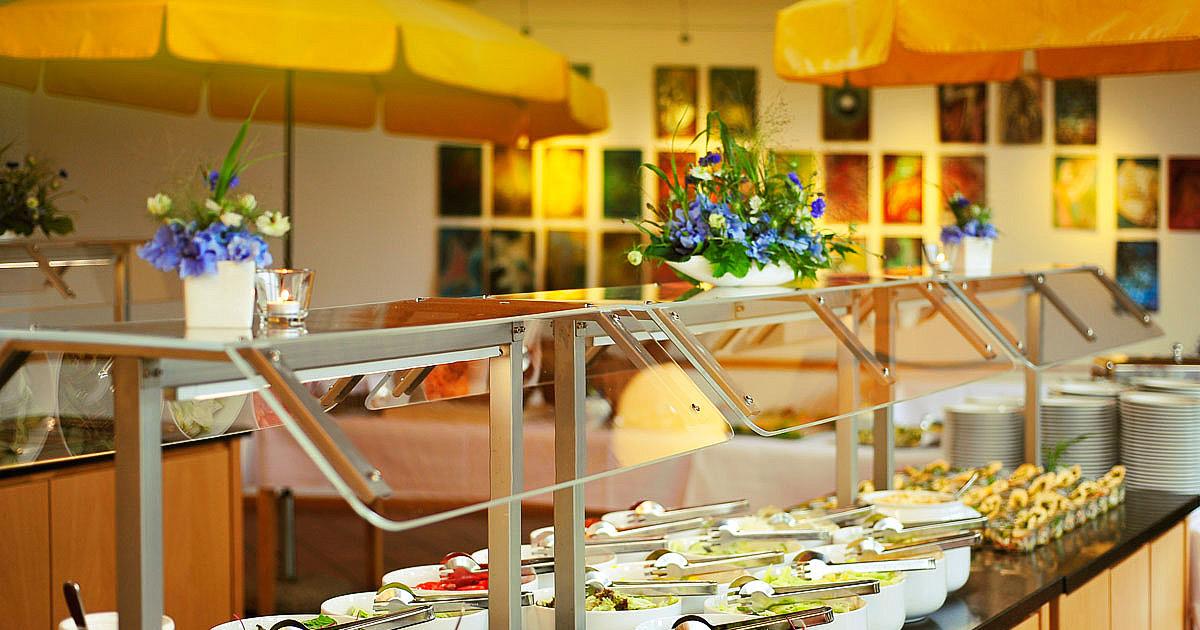 Hohenwart Forum, Tagungshotel - Gastronomie