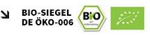 Bio-Siegel DE Öko-006