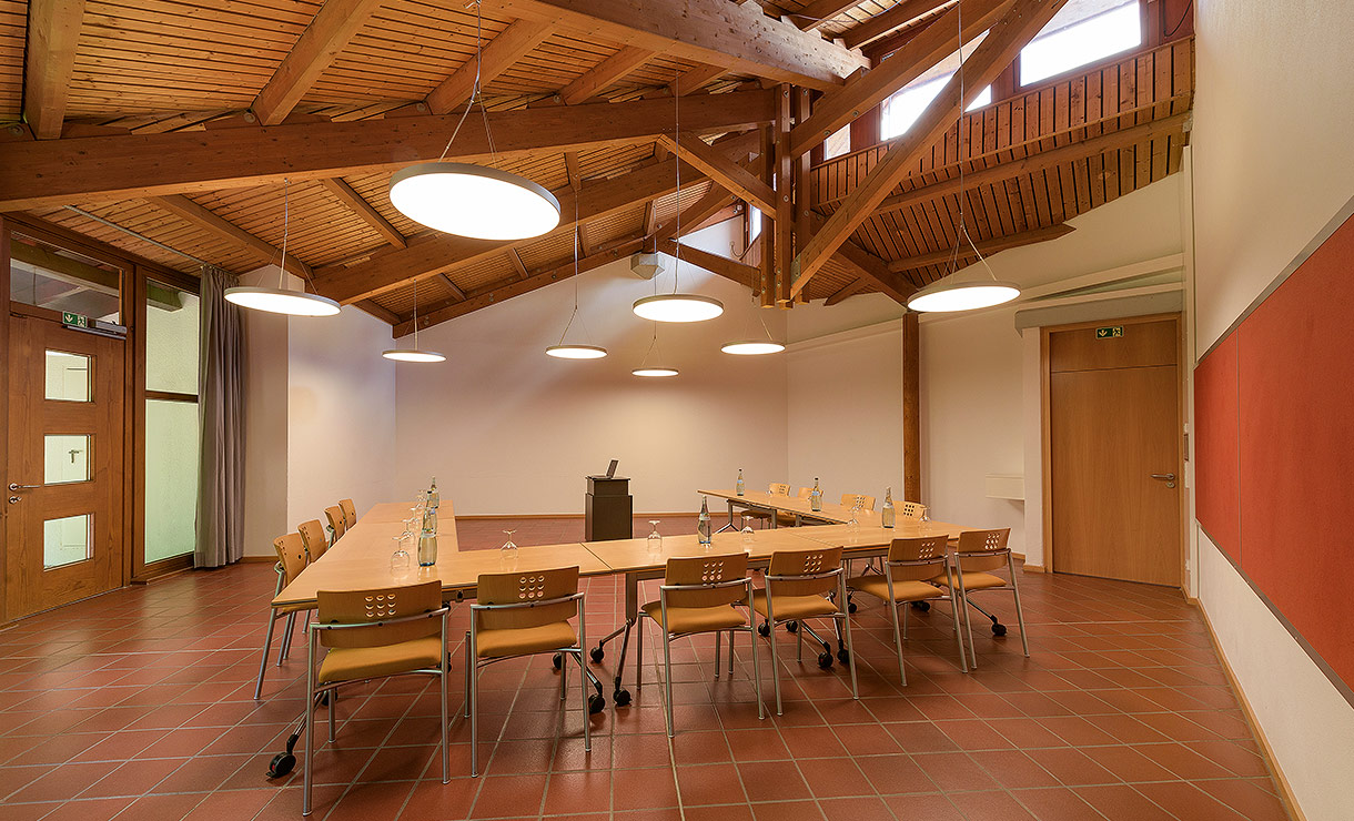 Hohenwart Forum Tagungshotel, Tagungsraum 3.4