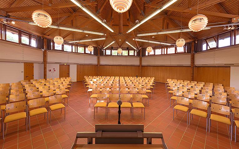 Hohenwart Forum Tagungshotel, Plenum