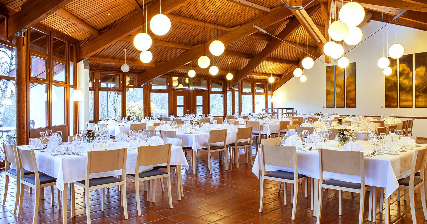 Hohenwart Forum - Restaurant