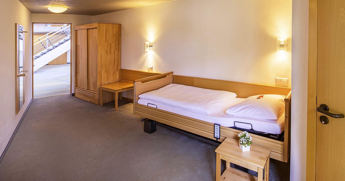Hohenwart Forum-Zimmer-barrierefrei