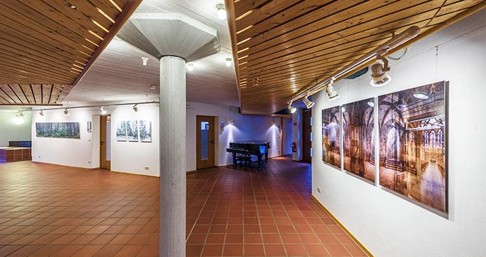 Kunstausstellungen im Hohenwart Forum