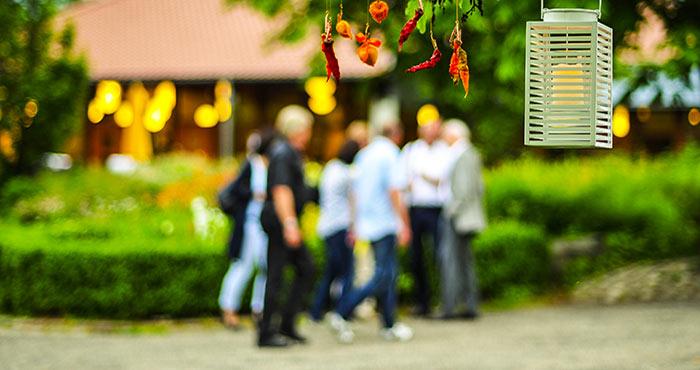 Sommerfest im Hohenwart Forum