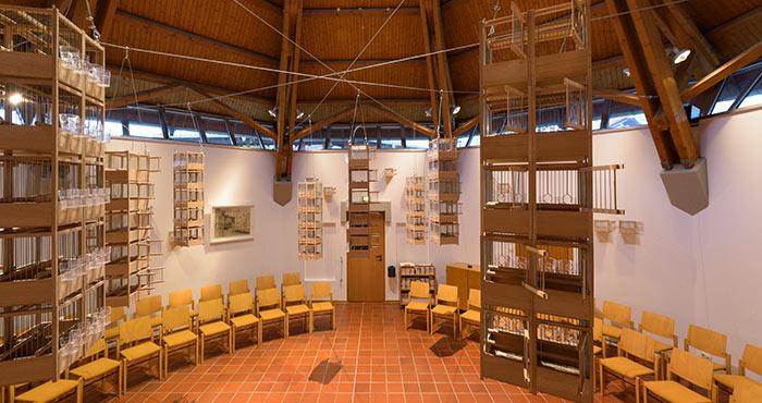 Kunstausstellungen in der Kapelle Hohenwart Forum