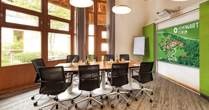 Hohenwart Forum Tagungshotel, Businessroom 3.1